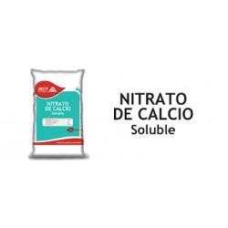 NITRATO CÁLCICO SOLUBLE 25 Kg