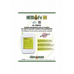 HEMOFE 125 25 L