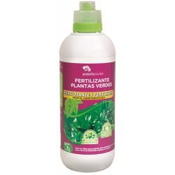 FERTILIZANTE PLANTAS VERDES (NPK 10-5-5 con micronutrientes)