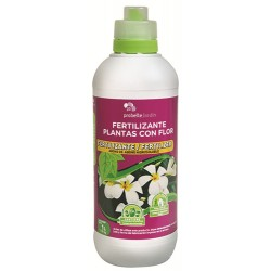 FERTILIZANTE PLANTAS CON FLOR (NPK 7-5-7 con micronutrientes)